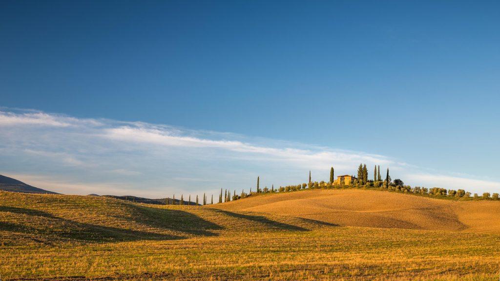 Top Bucket List Destination Tuscany
